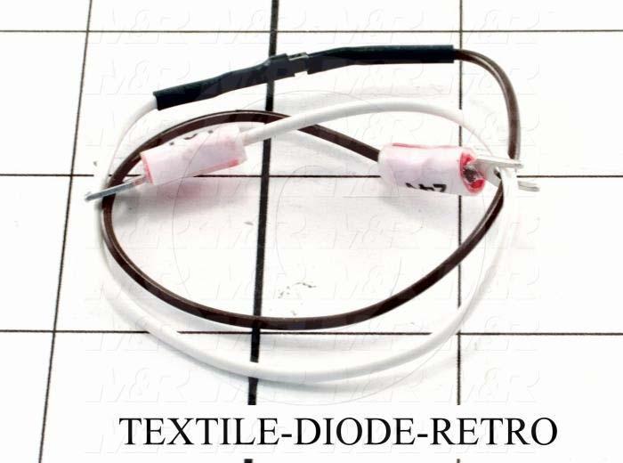 Retrofit, Diode Retrofit, Use For All Textile PLCs Except Formula