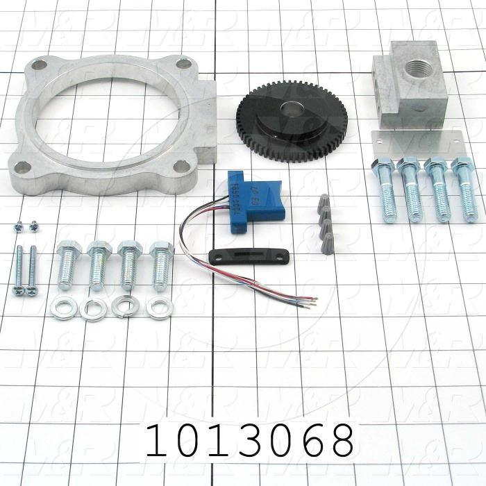 Ring Kits, Ring Kits for Speed Sensor, Quadrature Encoder