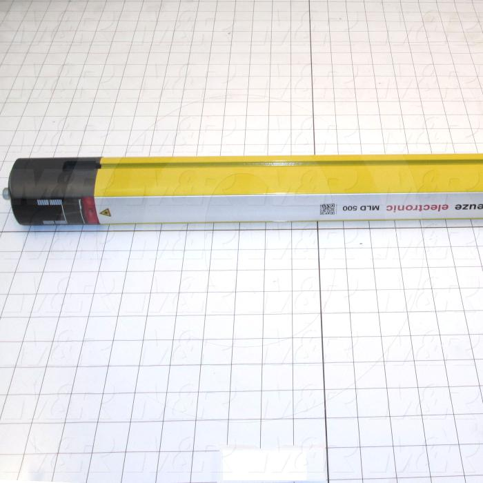Safety Light Curtain, Transmitter, 750mm Protected Height
