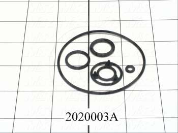 Seal Kits, Used For Seal Kit For P4A-660-M3DA