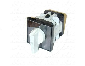 Selector Switch, 250V, 40A