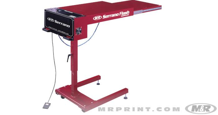 Serrano Infrared Flash Cure Unit