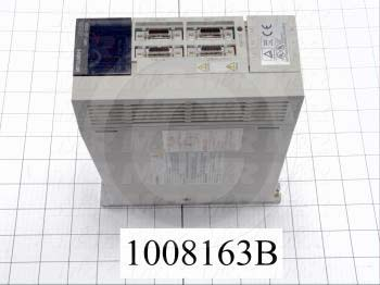 Servo Amplifier Drive, 1KW, 200-230VAC