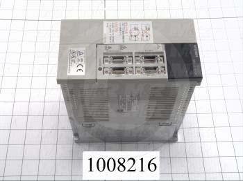 Servo Amplifier Drive, 3.5KW, 200-230VAC