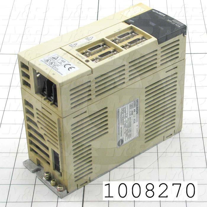 Servo Amplifier Drive, 400W, 200VAC, 3 Phase