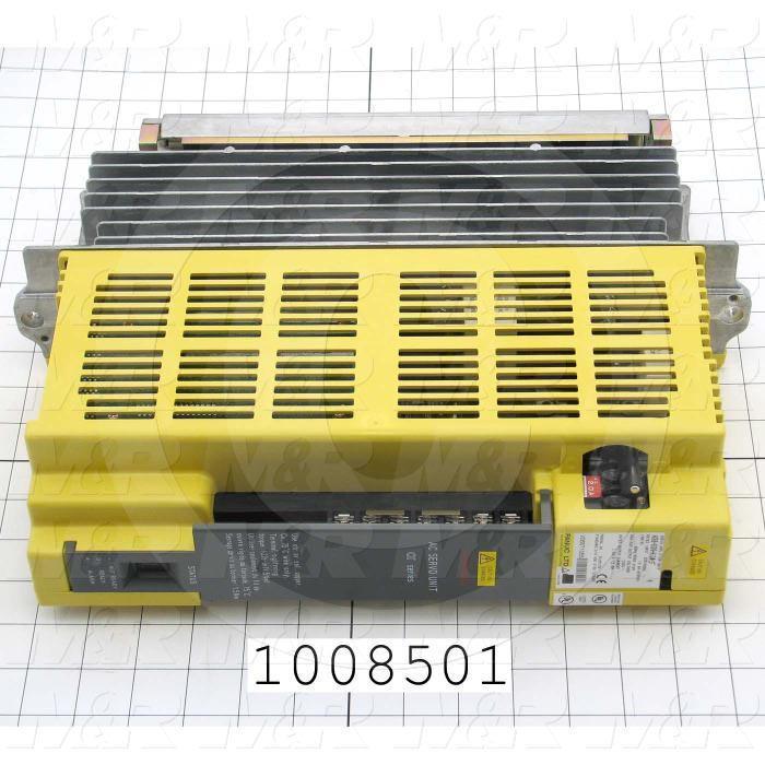Servo Amplifier Drive, Alpha SVU1, 80A