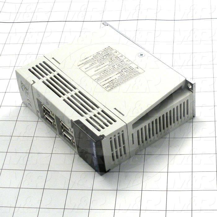 Servo Amplifier Drive, MR-J2S Series, 200W, 200VAC, 3 Phase