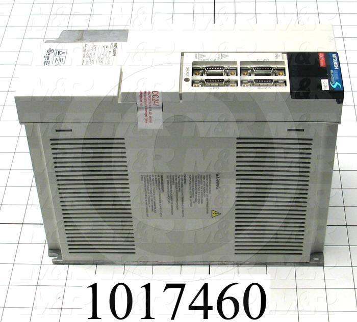 Servo Amplifier Drive, MR-J2S Series, 3.5KW, 400VAC