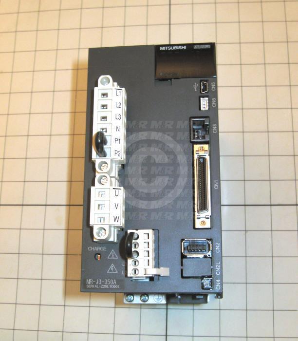 Servo Amplifier Drive, MR-J3 Series, 3.5KW, 200-230VAC