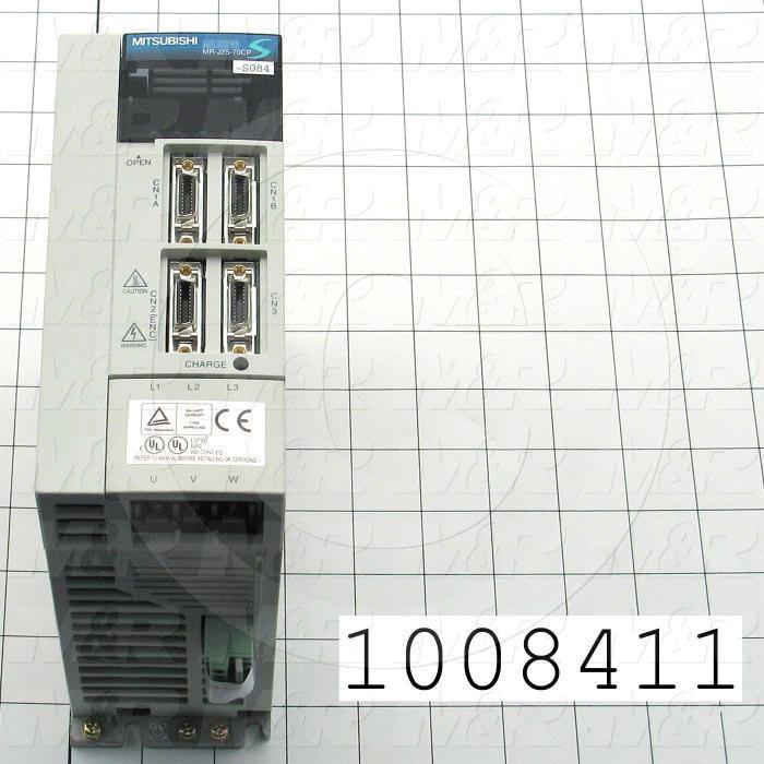 Servo Amplifier Drive, Safety, MR-J2S Series, 750W