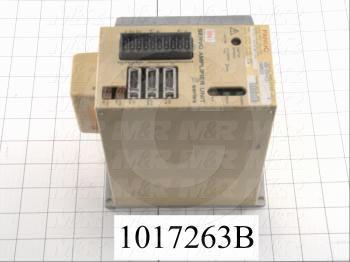 Servo Amplifier Drive, SVU-20 Series