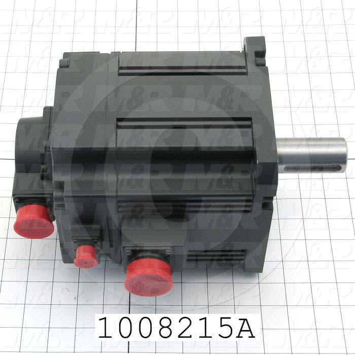Servo Motor, 3.5KW, 2000RPM, with Brake