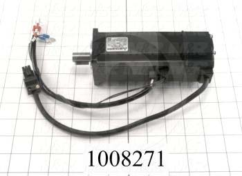 Servo Motor, 400W, 200VAC, with Brake