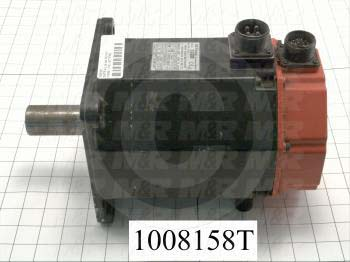Servo Motor, A12/2000 I64, Keyway