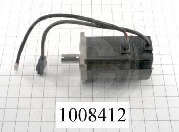 Servo Motor, HC-KF, 750W, Keyway