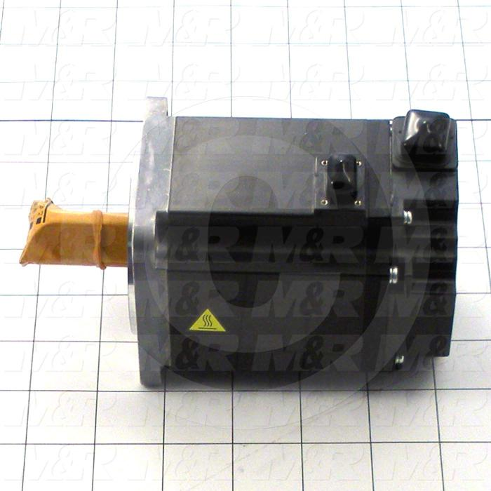 Servo Motor, HF-KP Series, 750W, 3000RPM, 200VAC, Keyway