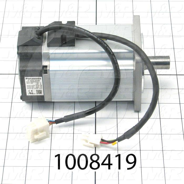 Servo Motor, MUMS Series, 750W, 230VAC