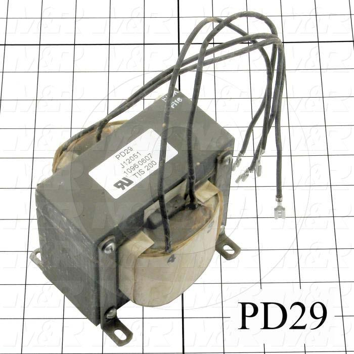 Single Phase Choke, 60Hz, 120V