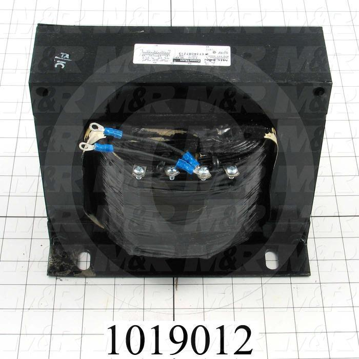 Single Phase Transformer, 3KVA, 240x480/230x460/220x440V Primary Voltage, 120/115/110V Secondary Voltage, 50/60Hz