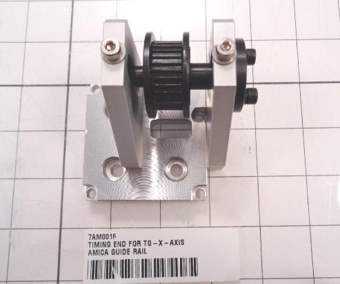 Slide (Rail) Guide, Rail, 60 mm Width of Block, 60 mm Length of Block, 73 mm Height of the Set