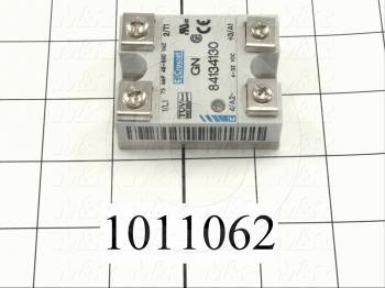 Solid State Relay, 3-32VDC Input, 330VAC Output, 75A