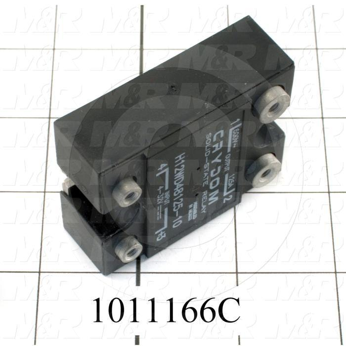 Solid State Relay, 4-32VDC Input, 125A, 600VAC