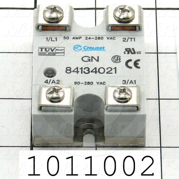 Solid State Relay, 45A