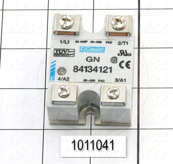 Solid State Relay, 50A, 480VAC