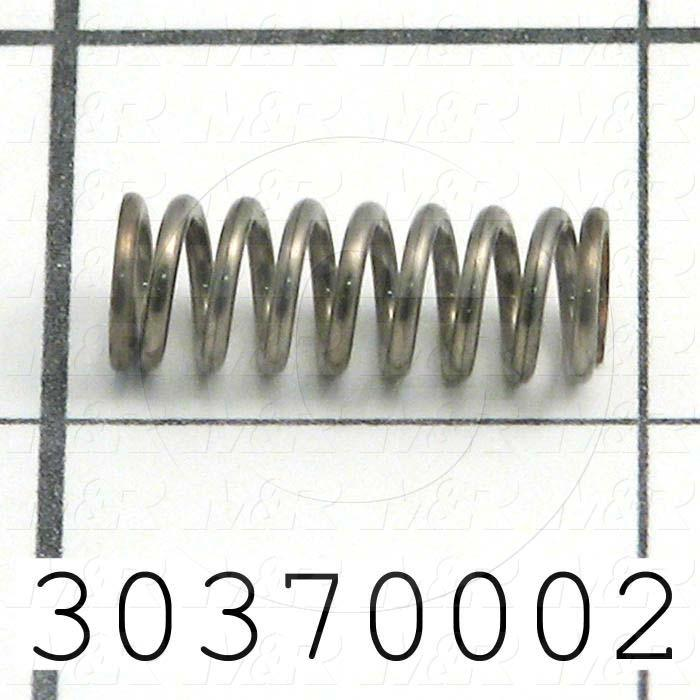 Springs, Compression Type, 0.045 in. Wire Diameter