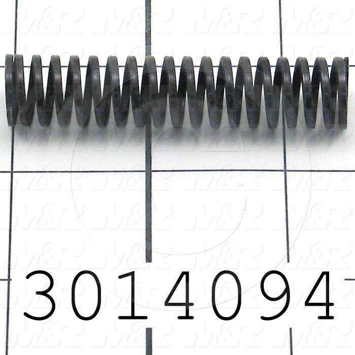 3014094 :: Springs, Die Spring Type, 0.063 Square Wire Wire Diameter ...