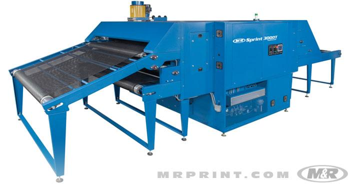 Dryers - Gas-Fired :: Textile Screen Printing Equipment
