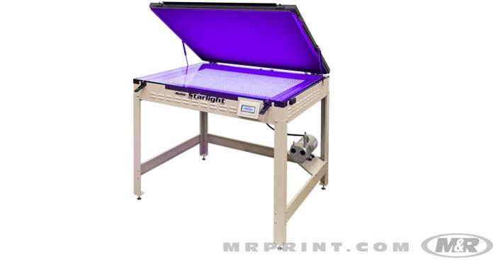 STARLIGHT UV LED Screen Exposure System - UV LEDs for Exposure
