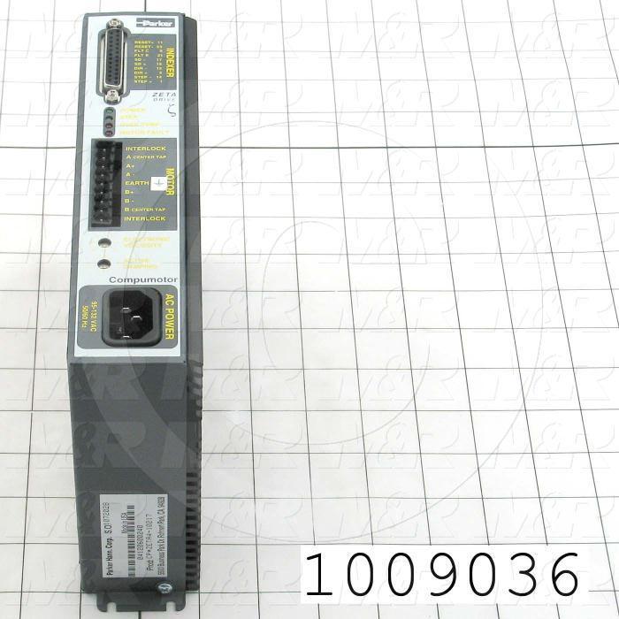 Stepper Drive, Compumotor, 120VAC, Quadrature Input