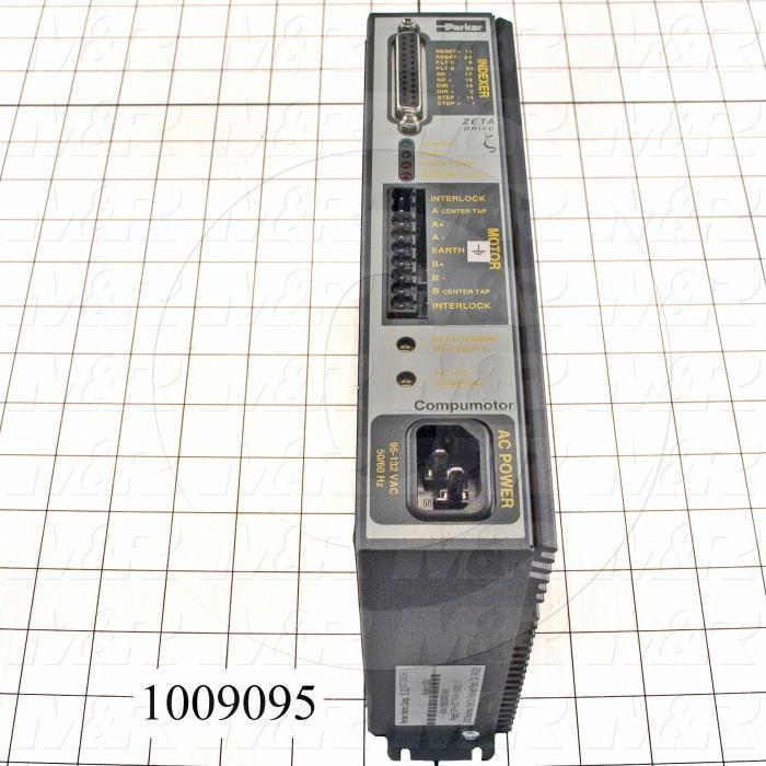 Stepper Drive, Compumotor, 170VDC, Quadrature Input