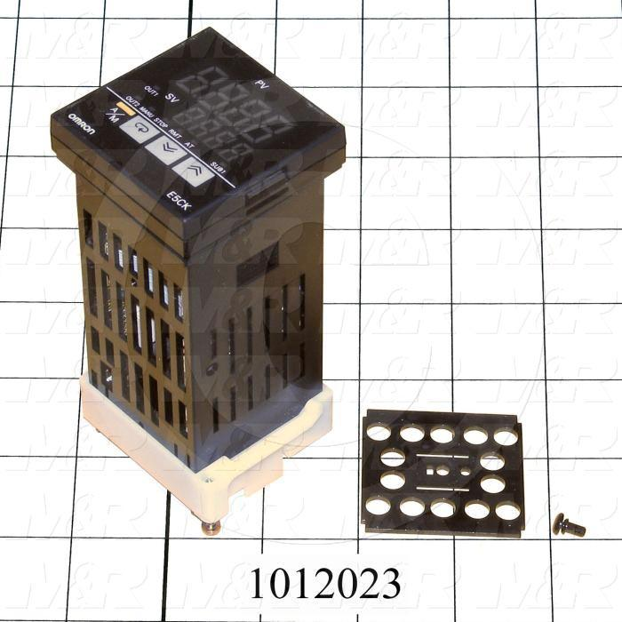 Temperature Controller, 1/16 DIN, 100-240VAC