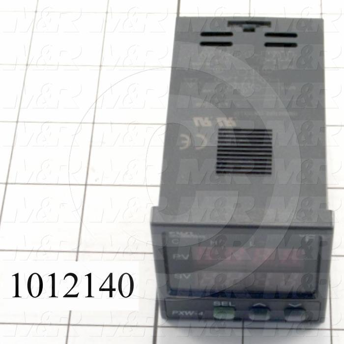 Temperature Controller, 1/16 DIN, R-Thermocouple, Output 1: SSR or SSC Drive, 85-264VAC