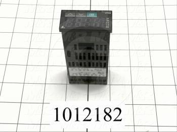 Temperature Controller, 1/32 DIN, R-Thermocouple, Output 1: Relay, 100-240VAC