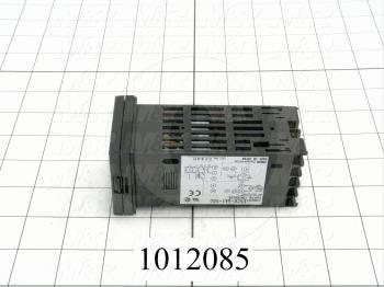 Temperature Controller, 2 Set Points, 2 NO/NC Alarms, Output 1: 4-20mA, 100-240VAC