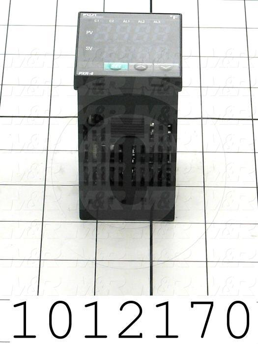 Temperature Controller, R-Thermocouple, Output 1: Relay, 100-240VAC