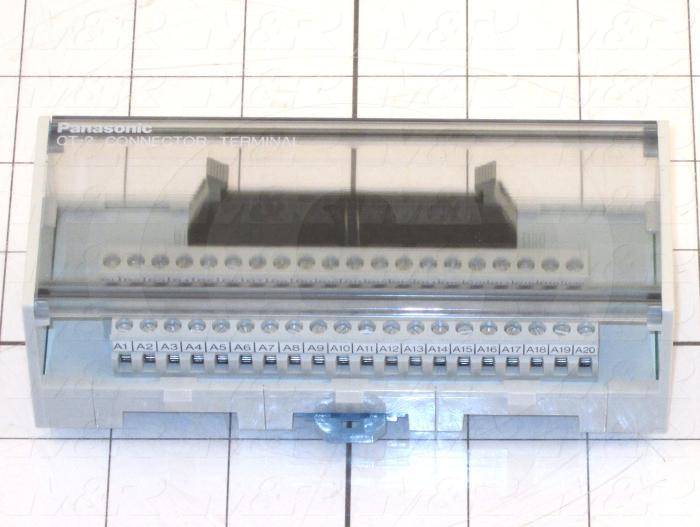Terminal Block, 40 Pins