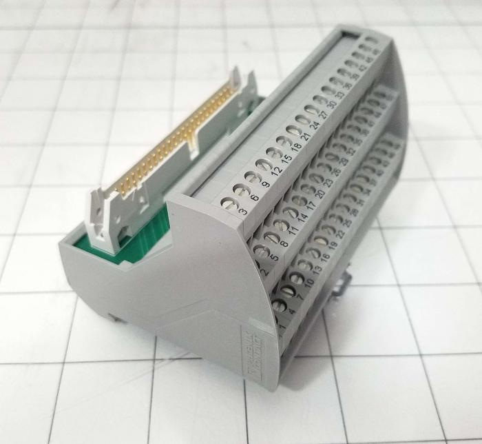 Terminal Block, Junction Terminal Block, For A-Type Servo