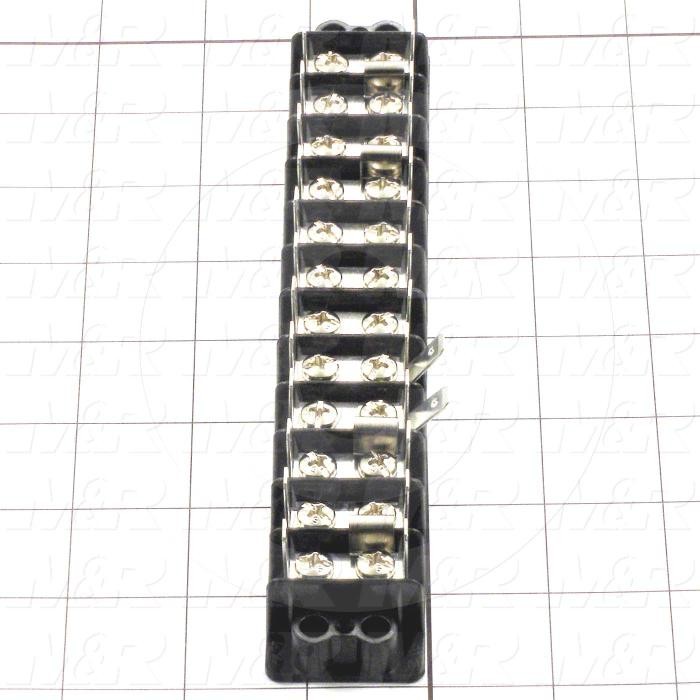 Terminal Strip Assembly, 12 Poles