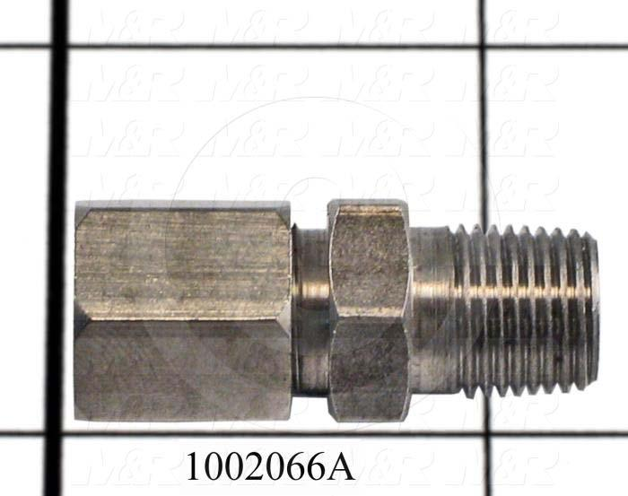 Thermocouple Fitting, With Teflon Insert
