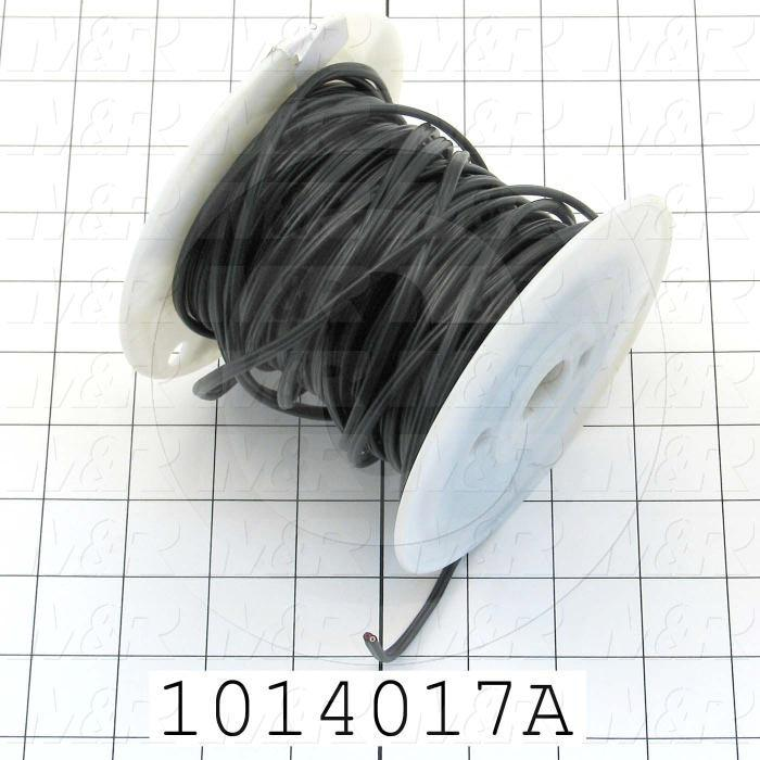 Thermocouple Wire, Extension, 20AWG, Type J Stranded