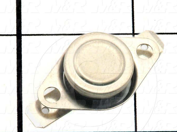 Thermostats, Electrical Thermostat, 200F, 250V/10A, 125V/15A