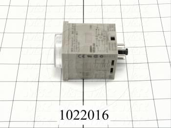 Timer, Count Down, 10 Minutes, 24-48VAC/12-48VDC