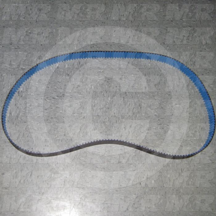 Timing Belt, Closed Type, GT Profile, 14 mm Pitch, 2800 mm Length, 68 mm Width, 200 Teeth