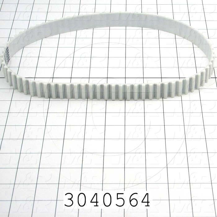 Timing Belt, Closed Type, T10 Profile, 10 MM Pitch, 780 mm Length, 25 mm Width, 78 Teeth