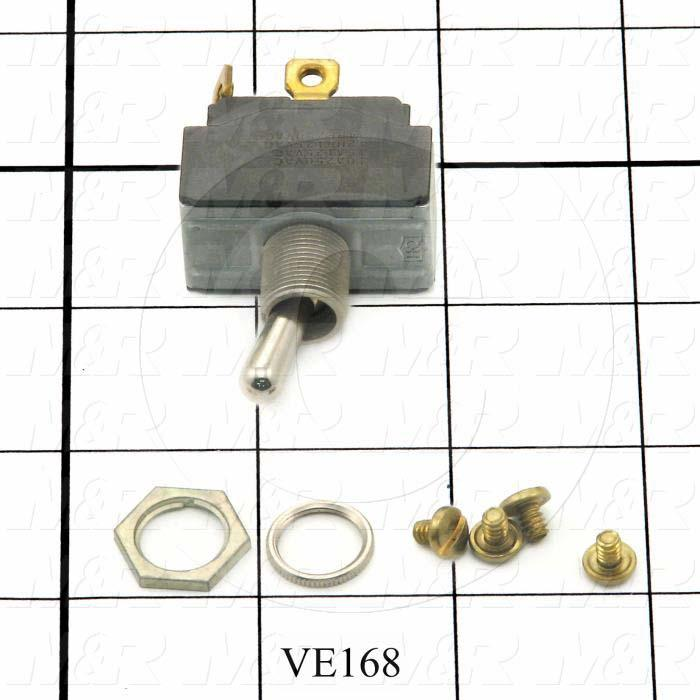 Toggle Switch, DPST