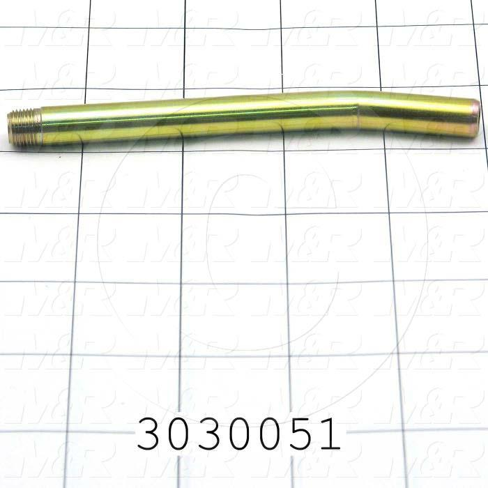 Tools, Extension Nozzle, 12 mm Length, 1/8 NPT Thread Size